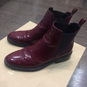 Burberry Brogue Chelsea Boots